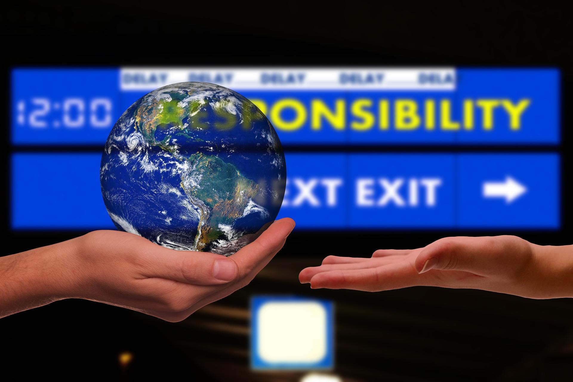 Responsibility - next Exit
